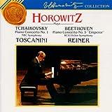 Tchaikovsky: Piano Concerto 1; Beethoven: Piano Concerto 5