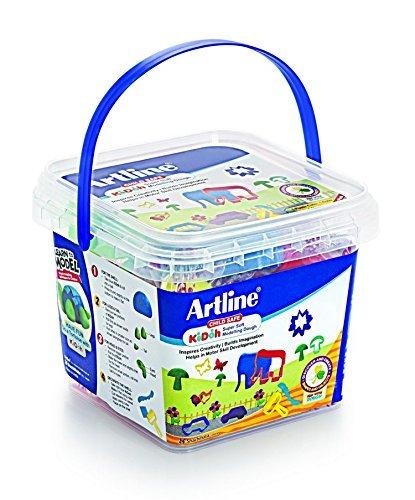 Artline Kidoh - Modelling Dough - Pack Of 12