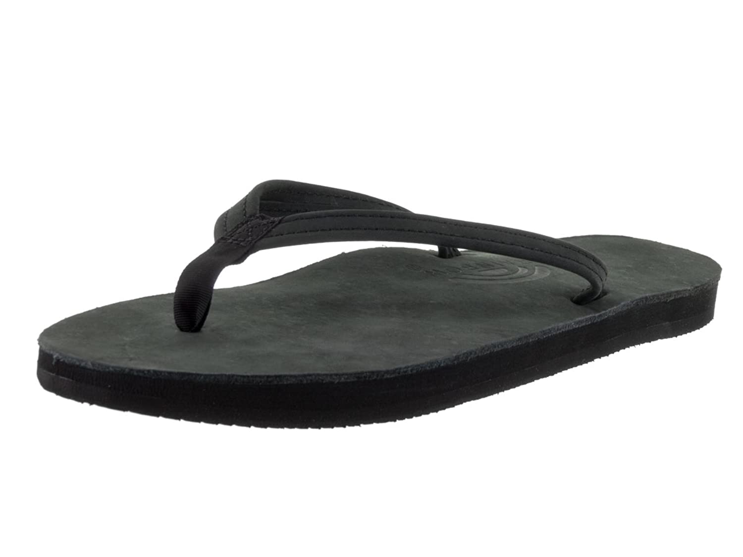 Amazon.com | Rainbow Sandals Women Premier Leather Narrow Strap Single  Layer | Sandals