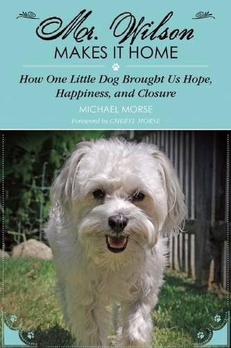 Read Online Mr. Wilson Makes It Home: How One Little Dog Brought Us Hope, Happiness, and Closure pdf