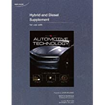 Automotive Technology: A System Approach Supplement