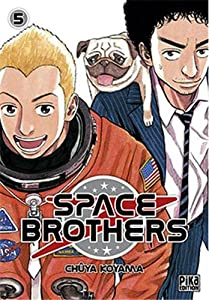 """Afficher """"Space brothers n° 5"""""""