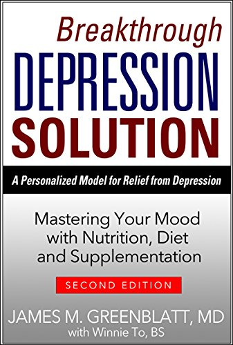 Therapy Nutrient (Breakthrough Depression Solution: Mastering Your Mood with Nutrition, Diet & Supplementation)