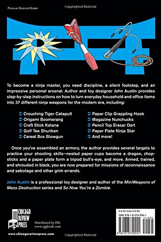 Mini Weapons of Mass Destruction: Build and Master Ninja ...