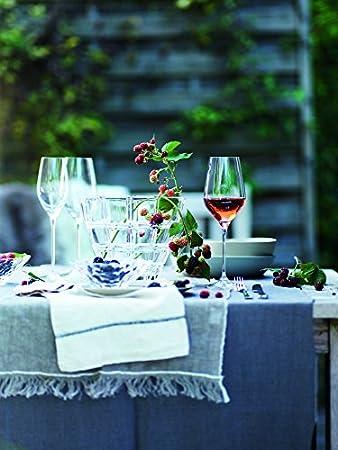 Nachtmann Supremo XL Set de vino blanco Copas, 4 piezas, cristal de plomo, H: 26,5 cm, 500 ml, 0092081-0