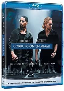 Corrupción en Miami (Miami vice) [Blu-ray]