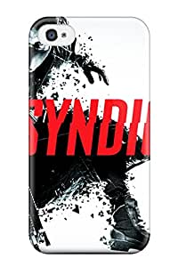 Harmacy Snap On Hard Case Cover 2012 Syndicate Game Protector For Iphone 4/4s