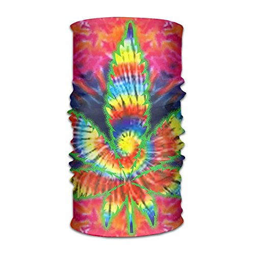 Marijuana Weed Drugs Psychedelic Unisex Variety Scarf Head Scarf Scarves Face Masks For Sale