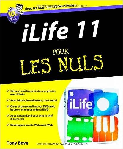 Lire iLife 11 pour les nuls pdf