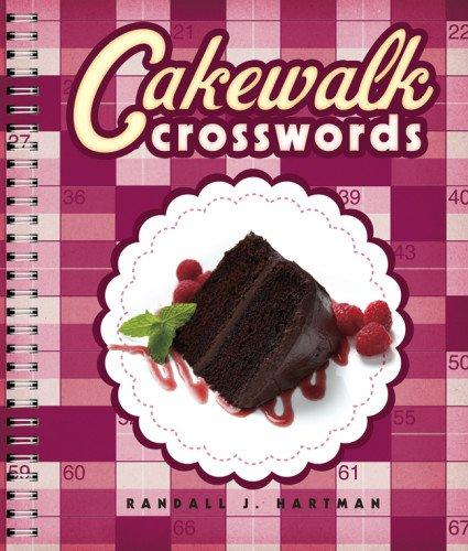 Cakewalk Crosswords: 72 Relaxing Puzzles (Easy Crosswords)