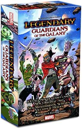 Marvel Legendary: Guardianes de la Galaxia, Juego de Mesa. Expansión: Amazon.es: Juguetes y juegos