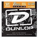 Dunlop DBN40120 Nickel Wound Bass Strings, Light, .040?.120, 5 Strings/Set