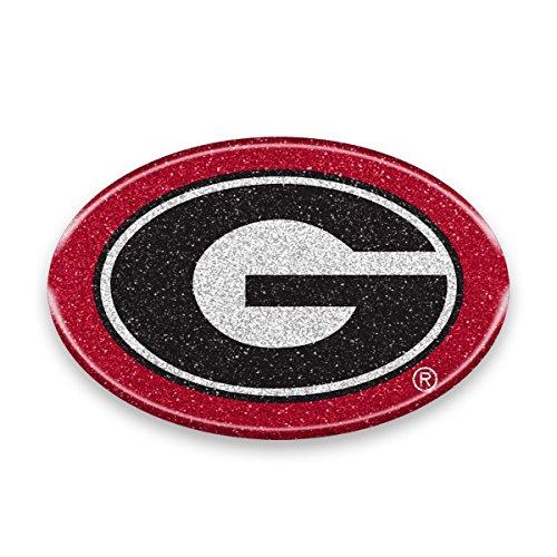 Georgia Bulldogs Emblem - NCAA Georgia Bulldogs Color Bling Emblem, 4