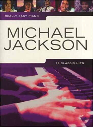 Michael Jackson Easy Piano Sheet Music Book The Best of Greatest Hits
