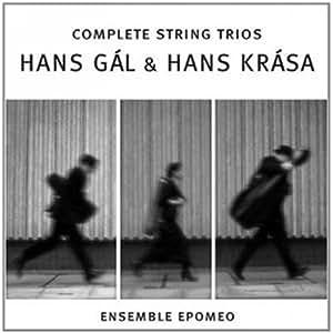 Comp. String Trios/Tanec Passacaglia & Fugue
