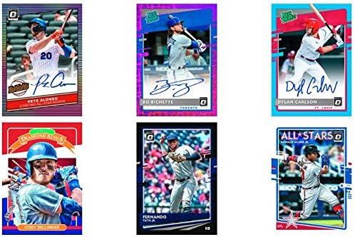 2020 Panini Donruss Optic Baseball HOBBY box 20 pks//bx