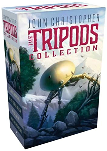 The Tripods Series [The White Mountains • The City of Gold and Lead • The Pool of Fire • When The Tripods Came] - John Christopher