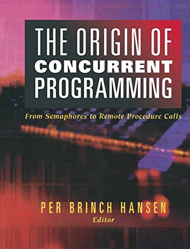 Programming Remote - The Origin of Concurrent Programming: From Semaphores to Remote Procedure Calls