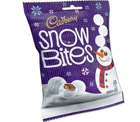 Cadbury Snowballs 80g (Mini Cadbury Eggs Christmas)