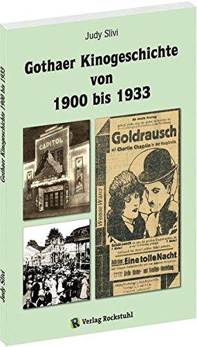 Gothaer Kinogeschichte von 1900 bis 1933