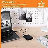 WD 1TB Elements Portable External Hard Drive, USB
