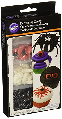 Wilton 2104-2378 Halloween Decorating Kit, Assorted]()