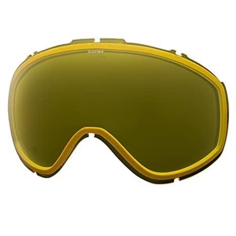 7cdd2eb24710 Image Unavailable. Image not available for. Color  Electric Visual Masher  Yellow Snow Goggle Lens