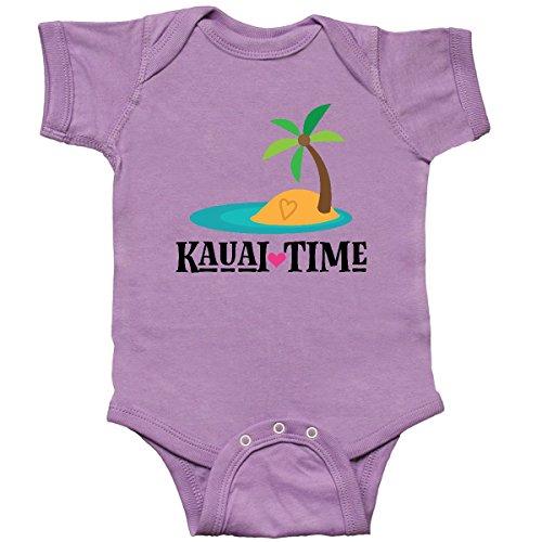 inktastic - Kauai Time Hawaii Island Infant Creeper 24 Months Lavender 2e6e8