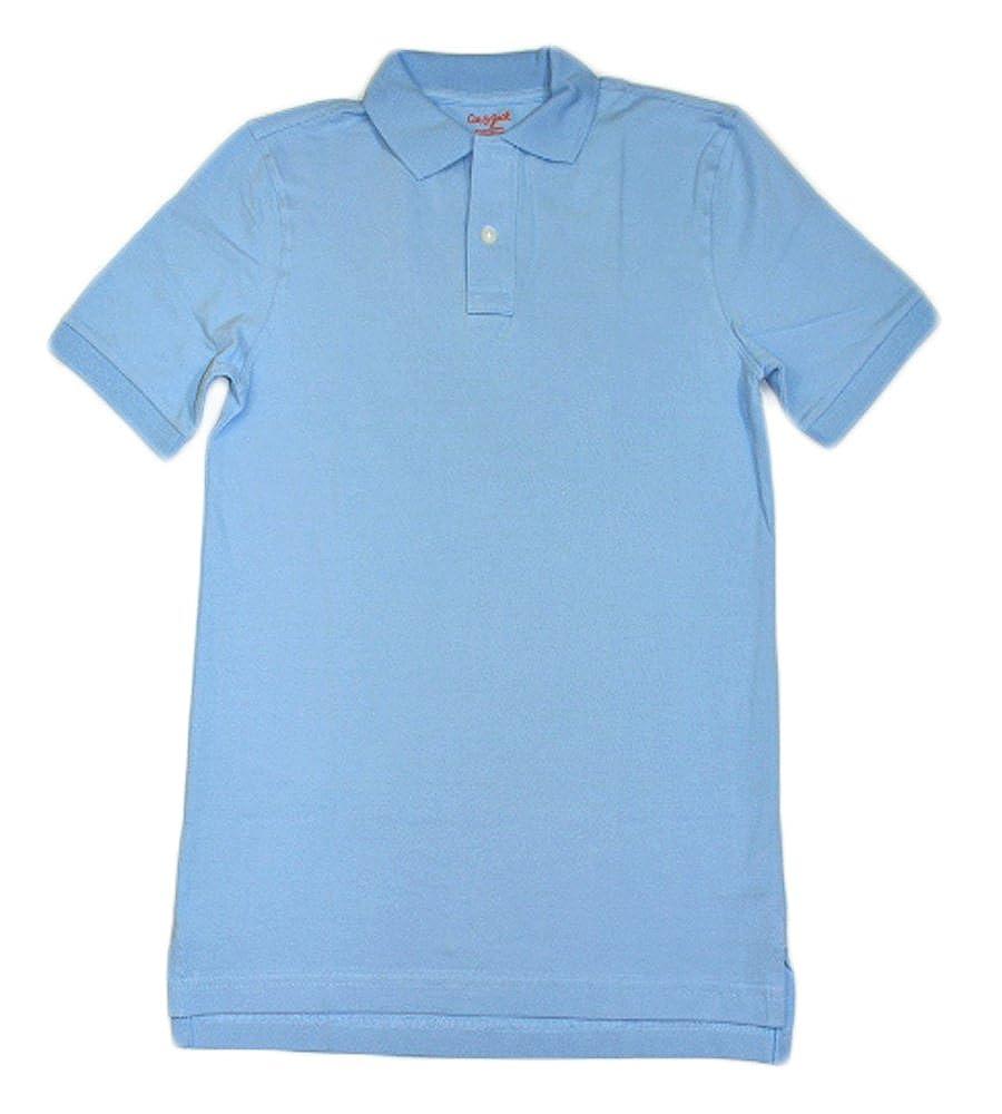 7d96ddff5 Amazon.com: Cat & Jack Big Boys Polo Shirt: Clothing