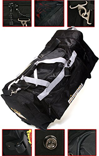 - Paintball Body Bag MEGA Gear Bag Basic - Black