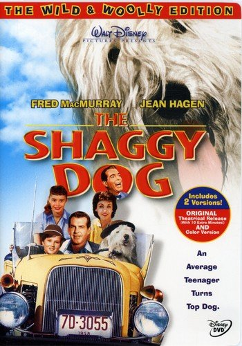 The Shaggy Dog (Wild & Woolly Edition) (Fred Jewelry)