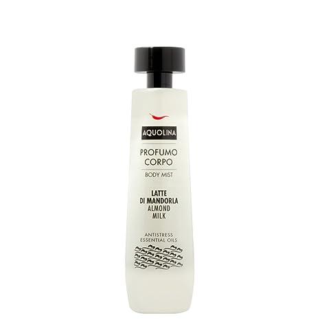 Perfume para el cuerpo de leche de almendras. 100 ml