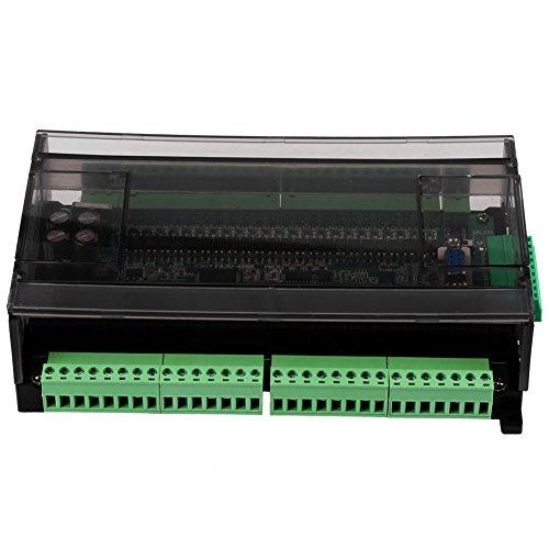 Programmable Logic Controller, FX3U-48MR DC24V Industrial Control Board PLC Transistor Output ()