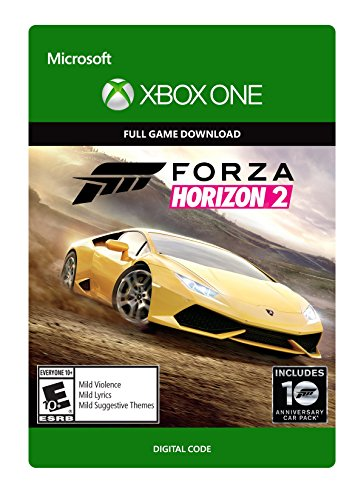 forza horizon 2 ten year anniversary edition xbox one digital code. Black Bedroom Furniture Sets. Home Design Ideas