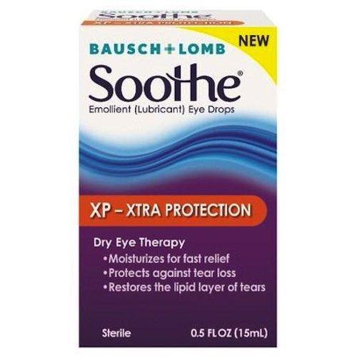 Gouttes Apaiser XP émolliente oculaires lubrifiantes, 0,5 Fluid Ounce