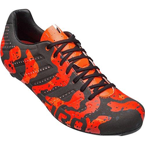 Giro Imperium Slx Limited Edition Sko - Menns Orange Lava Lamp