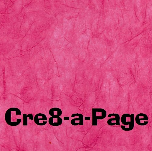 Mulberry Wholesale (Cre8-a-Page M-5 Handmade Dark Pink Transparent Mulberry Paper 12x12 Scrapbooking, 10 Sheets)