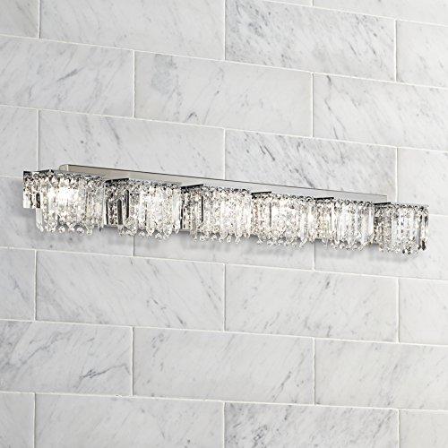 Buy vanity light chrome crystal BEST VALUE, Top Picks Updated + BONUS