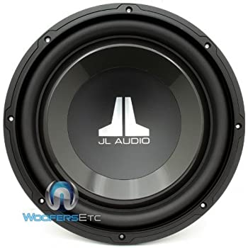 Amazon jl audio 12w3v3 4 cell phones accessories 12w1v3 4 jl audio 12 single 4 ohm w1v3 series subwoofer publicscrutiny Choice Image