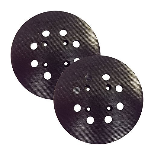 Superior Electric RSP28-K 5 Inch Sander Pad - Hook and Loop Replaces Milwaukee OE # 51-36-7090, Ryobi OE # 300527002, 975241002, 974484001, Rigid OE # 300527002 (2/PACK) Model: RSP28-K Misc.