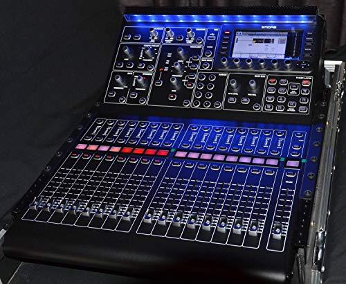 - TNT Audio Black Midas M32r LED Light Rail (Frost)