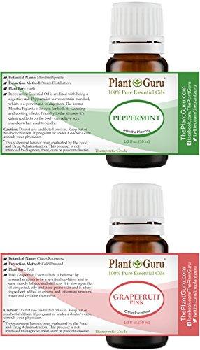 ml Grade 100% Pure Rosemary, Orange, Clove,