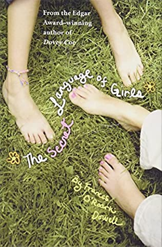 book cover of The Secret Language of Girls
