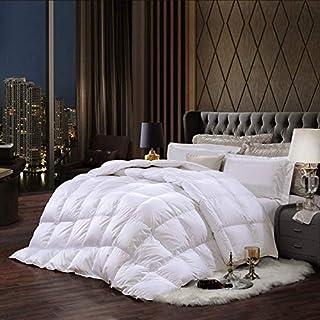 Cosydown Goose Down Alternative Comforter King 106 x 90 Inch,Ultra Soft Brushed Microfiber, Quilt with Corner Tab for All Season Hypoallergenic Plush Mircofiber Comforter Duvet Insert