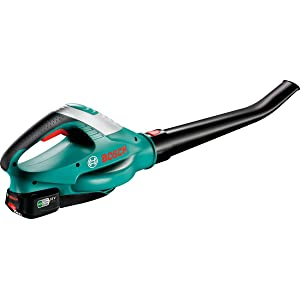 Bosch ALB 18 LI Cordless Leaf Blower with 18 V 2.0 Ah Lithium-Ion Battery