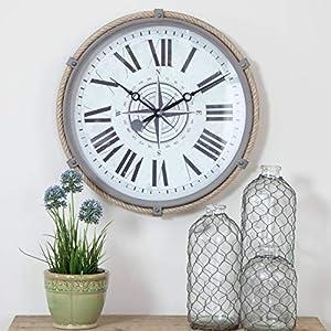 514vRCjOjmL._SS300_ Nautical Themed Clocks