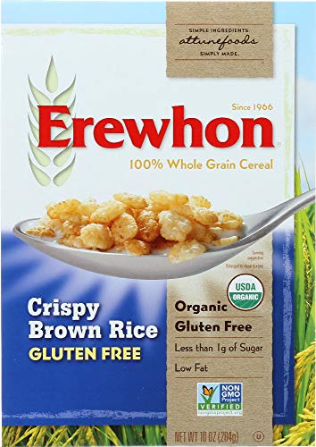 Erewhon (NOT A CASE) Organic Crispy Brown Rice Cereal Gluten Free