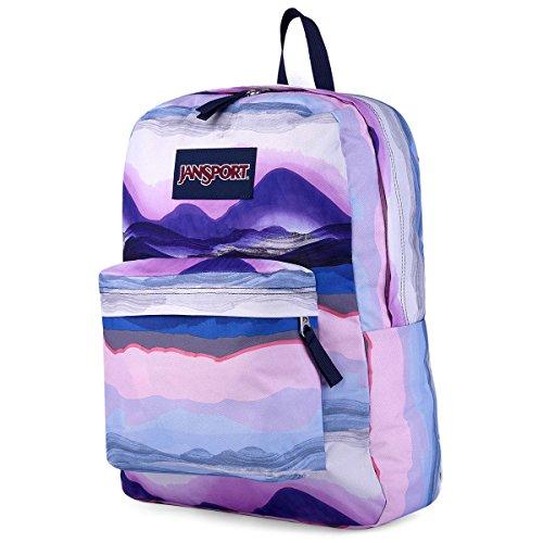 JanSport SuperBreak Backpack (Baja Sunset)