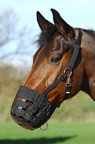 Horse Grazing Muzzle Horse Grazing Muzzle (Full) Jenkinsons Equestrian