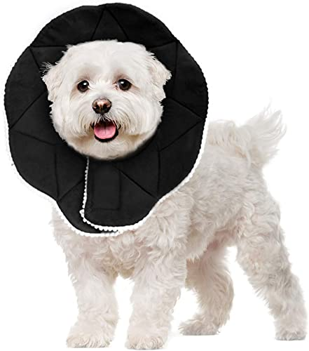 SunGrow-Soft-Cone-for-Dogs,-10-12-Inches